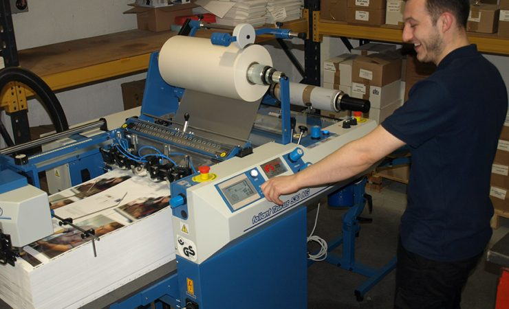 Lamination goes in-house in Liverpool
