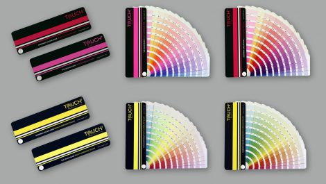 Ricoh brings out neon ink guides