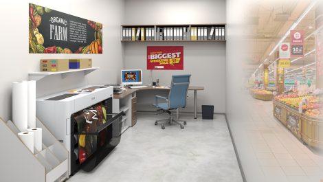 Epson adds new printers to SureColor range