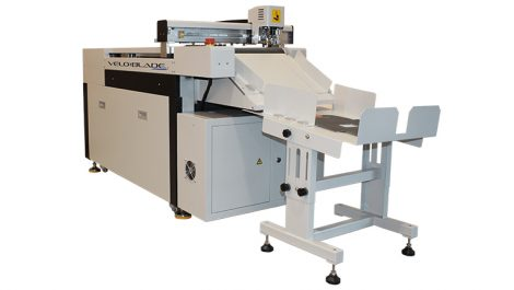 Vivid launches flatbed cutter at The Print Show