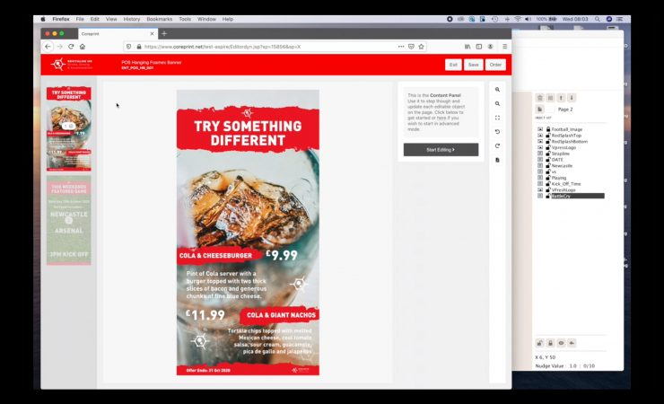 Vpress adds dynamic editing with brand protection