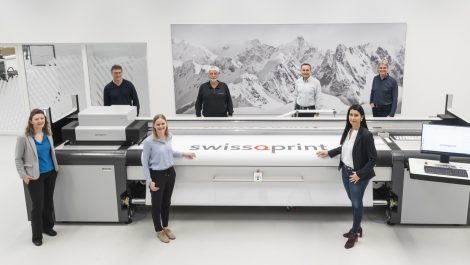 Hintermann becomes CEO of swissQprint