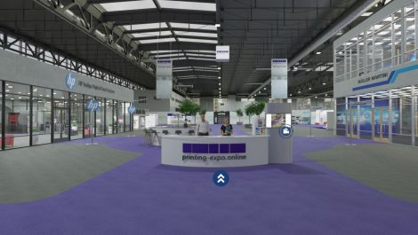 Printing Expo opens virtual doors