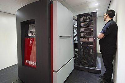 Xeikon reveals Trillium liquid ink technology