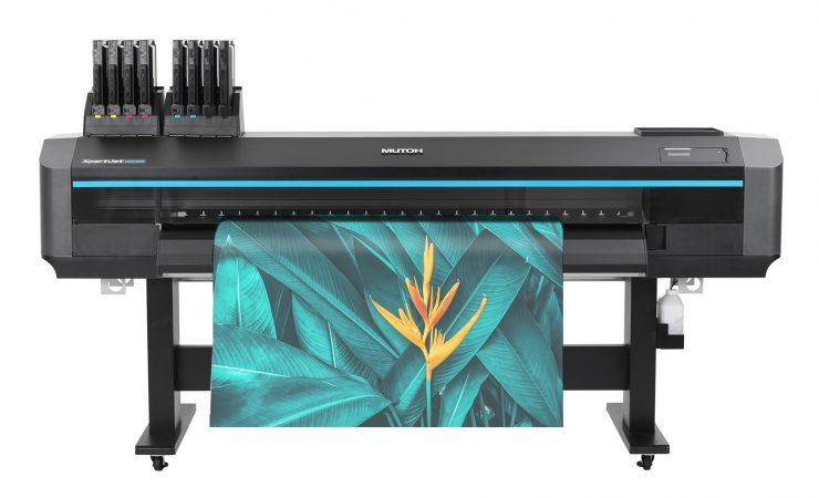 Mutoh launches 1.6m dye-sub transfer printer