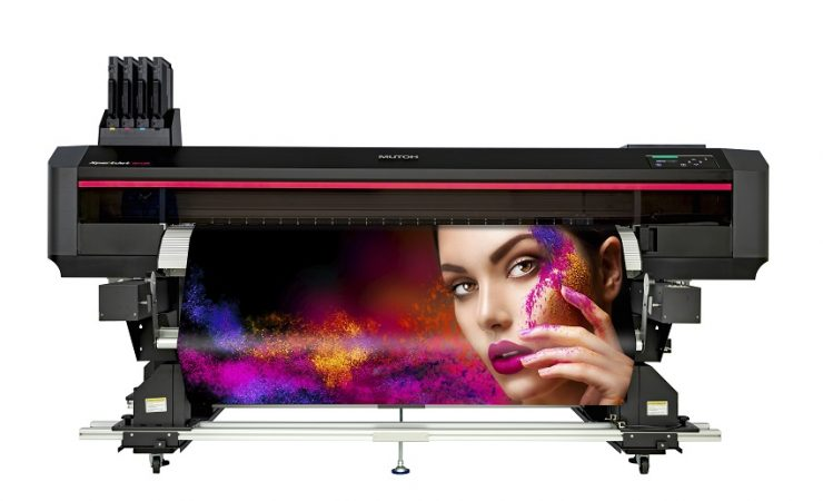 Mutoh takes the weight for volume production