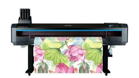 Mutoh adds water-based dye-sub printer