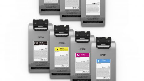 GOTS approves Epson's textiles inks