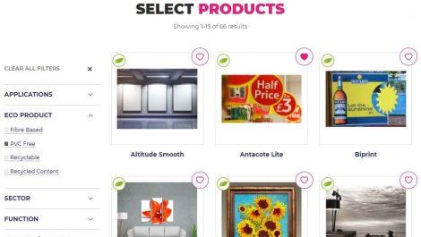 Antalis enhances online product selector