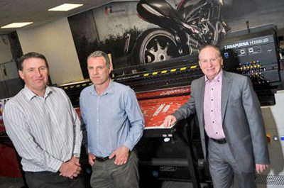 New Agfa engine drives wide-format expansion at Henderson Print