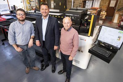Agfa investment at BD&H
