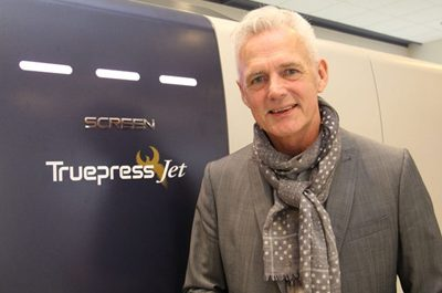 Cees Rem joins Screen as senior business development manager