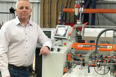 Central Foiling invests in DigiFav B2 Laminator