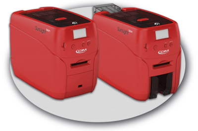 CIM card printer: small size, great performance