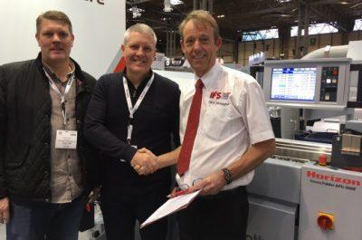 Fine Print buys B2 folder at IPEX