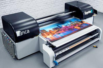Perfect Colours to distribute Inca SpyderX