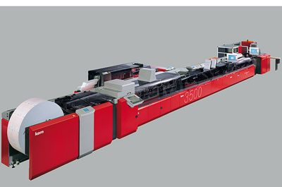 Bakergoodchild invests in Kern 3500 High Speed system