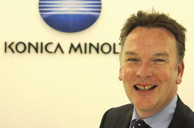 Konica Minolta partners with DMA