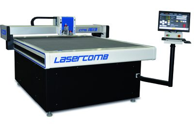 CMS Range digital cutters from Lasercomb