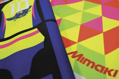 Mimaki raves about neon