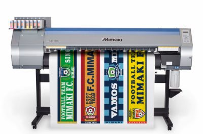 Mimaki TS30-1300 makes European debut