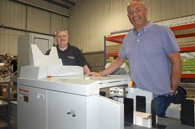 Horizon helps streamline Myprint Partners