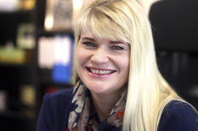 Nicki Kay appointed managing director of Zünd UK