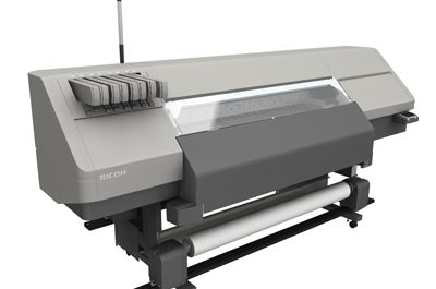 Ricoh unveils latex roll-to-roll pair