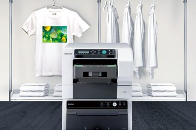 Ricoh partners with TheMagicTouch for direct-to-garment sales