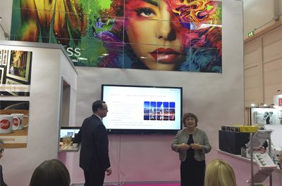 Sawgrass VPM gets official European launch at Fespa