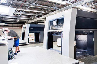 Saxoprint starts UK print operations