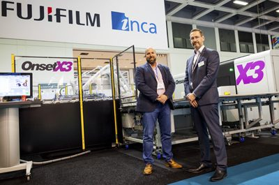 UK POS printer invests in Onset X3 with full automation