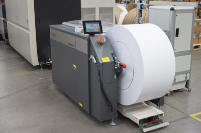 £3 million Route One investment includes two Screen roll-fed inkjets