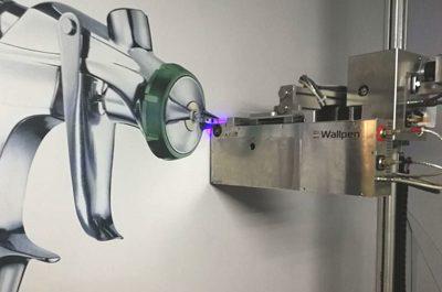 Xaar technology brings new life to walls