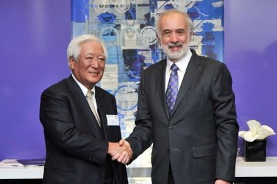 Long-term strategic alliance for Landa and Komori