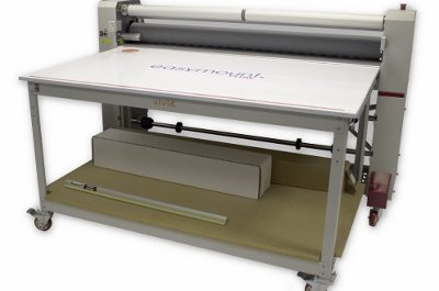 New finishing table complements Easymount laminator
