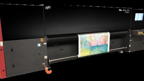 EFI debuts entry-level hybrid printer
