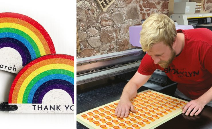 Wood printers launch charity campaign