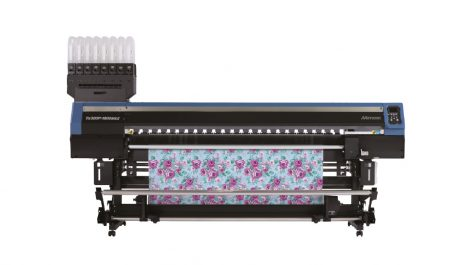 Mimaki launches hybrid textile printer