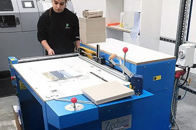 Precision covers itself with Zechini