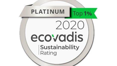 EcoVadis awards Epson platinum status