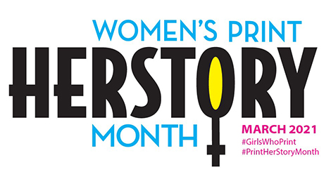 Women's Print HERstory Month returns for 2021