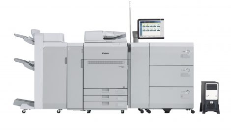 Light production presses debut from Canon
