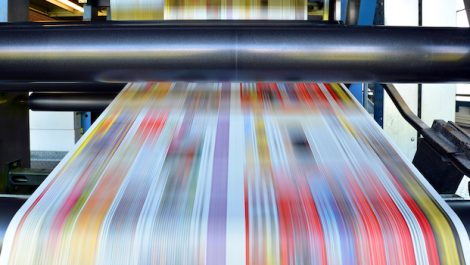 Smithers report highlights shorter, faster print runs
