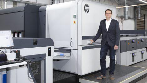 Onlineprinters is first Indigo 100K site as orders go digital