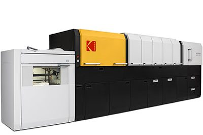 The next press from Kodak arrives