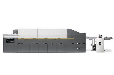 Longer sheet capability among Nexpress enhancements