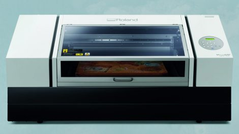 Roland debuts clothing, deco and 'deep' flatbed printers