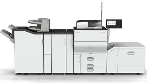 Ricoh fires up new DFEs