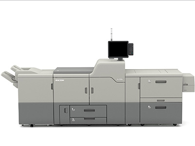 Four- and five-colour presses arrive from Ricoh